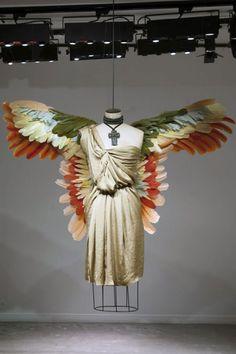 o avesso da moda: Lanvin com arte