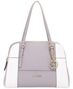 GUESS Huntley Cali Satchel - All Handbags - Handbags & Accessories - Macy's
