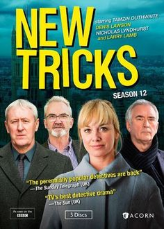 The complete season of the long-running BBC cop drama New Tricks. Relentless young detective Sasha Miller (Tamzin Outhwaite) leads a talented team with a wealth of experience on the job to catch Detective Series, Mystery Series, Denis Lawson, True Crime Books, Season 12, New Star, Cold Case, New Tricks