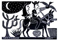 José Francisco Borges, mais conhecido como J. Borges é um dos mestres do cordel, um dos artistas folclóricos mais celebrados da América Lat...