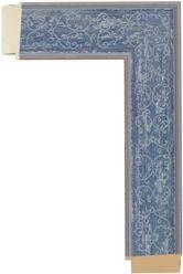 Bandana inspired frame