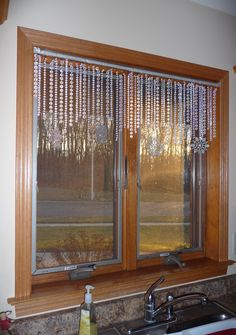 1000 Images About Beaded Curtains And Valances On