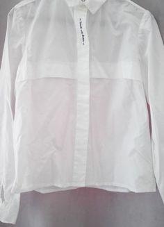 Kup mój przedmiot na #vintedpl http://www.vinted.pl/damska-odziez/koszule/17712695-biala-elegancka-bluzka-koszula-stradivarius-s