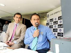 Stop talking and focus on playing good cricket: Sunil Gavaskar - The Economic Times