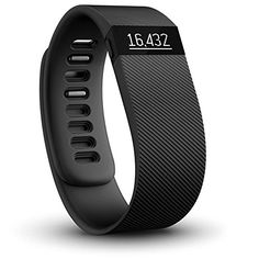 Fitbit Charge Wireless Activity Wristband - All-Day Activity: Track steps, distance, calories burned, floors climbed, active minutes, hourly activity & stationary time Watch and Display: See daily stats, time of day & Exercise Mode on the OLED display Caller ID: See call notifications on display with compatible mobile devices