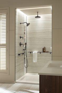 corian shower walls - Google Search