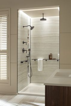 corian shower walls - Google Search