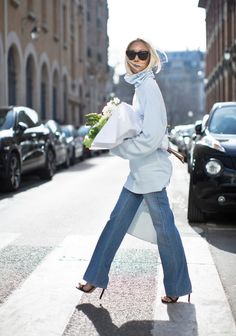 cannot wait to wear flares this spring!  #springtrend