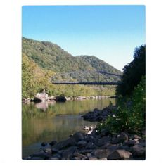 The Old Bridge Display Plaques!  #Appalachian #photography & #art #zazzle #store #gifts #customize #West #Virginia http://www.zazzle.com/dww25921*
