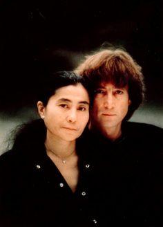 John and Yoko ,,,beautiful