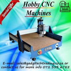 Video of Cron Craft CNC Machine kit is a small size, high quality CNC machine. CNC has never been this easy! Hobby Cnc, Cnc Machine, Cnc Router, Gadgets, Cool Stuff, Crafts, Appliances, Manualidades, Handmade Crafts