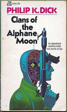 Philip K. Dick - Clans of the Alphane Moon