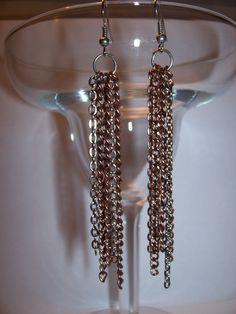 Brass & Silver chain