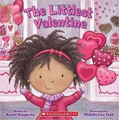 The Littlest Valentine by Brandi Dougherty