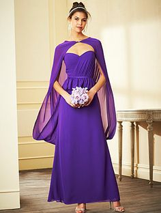 Ha ha! For those superhero themed weddings. Alfred Angelo Bridal Style 7297L from Bridesmaids
