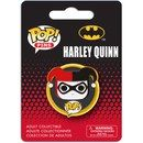 Pop! Pins DC Comics Batman Harley Quinn Pop! Pin 7282 Funko grows the Pop! family with pins! This Batman Pop! Pin features the Dark Knights nemesis, formerly known as Dr. Harleen Quinzel, done in Pop! Vinyl style on a metal pin. Pin measures about 1 1/2- http://www.MightGet.com/january-2017-11/pop!-pins-dc-comics-batman-harley-quinn-pop!-pin-7282.asp