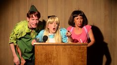"""""""No we don't do soprano...not in this courtroom!"""" Once Upon a Crime episode 4 - Dora the Explorer vs. Peter Pan & Alice"""