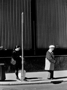 Montréal, Québec Photo by Richard Guimond ©1989