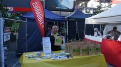 Law Week Stall in the Mall at Wollongong.