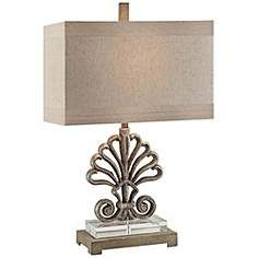 Crestview Collection Soventry Table Lamp