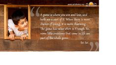 Quotes by Sri Sri Ravi Shankar on overcoming the problems in Life