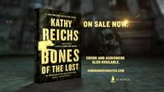 kathy reichs simon and schuster - YouTube