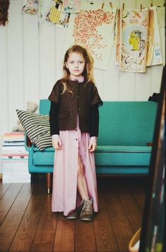 Bindemane for Paade Mode AW15 - Petit & Small