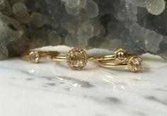 Zoe and Morgan wedding rings