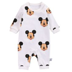 076ab8daa6bc ... directly from China baby rompers Suppliers  Baby Rompers Spring Autumn  Cartoon Baby Clothes Cotton Long Sleeve Kids Jumpsuits Boys Girls Rompers  Outfits ...