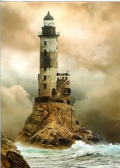 Aniva Lighthouse | HOME SWEET WORLD