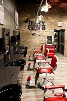 This is where I work and I absolutely love it! #barberforlife