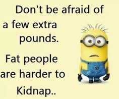Don't be afraid of a few extra pounds c221214