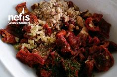 Kahvaltıya Kuru Domates - Nefis Yemek Tarifleri - Eylül Beef, Food, Meal, Hoods, Ox, Ground Beef, Eten, Steak, Meals