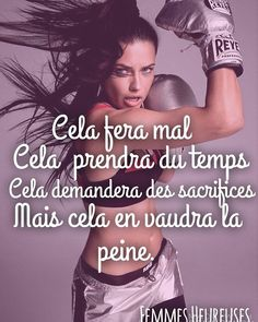 Rien ne s'obtient sans rien... #femmes_heureuses #goals #determination #newlife #motivation #instaquote #blog