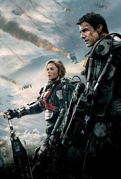 Directed by Doug Liman. With Tom Cruise, Emily Blunt, Bill Paxton, Brendan Gleeson. Jonas Armstrong, Edge Of Tomorrow, Emily Blunt, Tom Cruise, Bill Paxton Movies, Science Fiction, Doug Liman, The Bourne Identity, Brendan Gleeson