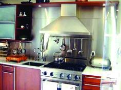 Our Favorite stainless steel backsplash singapore for 2019 Quatrefoil Pattern, Stainless Steel Kitchen, Herringbone Pattern, Kitchen Backsplash, Traditional Design, Singapore, Modern, Home Decor, Trendy Tree
