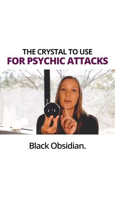 Black Obsidian is one of the best crystals to protect your energy for psychic protection clearing negative energy and negative entities present It s especially helpful to use if you are a lightworker a healer or and empath Crystal Uses, Crystal Healing Stones, Crystal Ball, Obsidian Meaning, Spiritual Guidance, Spiritual Meaning, Protection Spells, Psychic Abilities, Healer