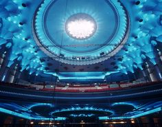 2003 - Apollo Victoria Theatre, London  - Underwater Palace