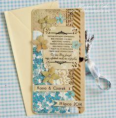 Makowe Pole: Ślubny zestaw prezentowy :)