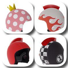 Coolest Helmets ever EGG Helmets @ lillemote.no