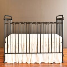 1000 Ideas About Black Crib On Pinterest Nursery Furniture Sets Convertible Crib And Cribs