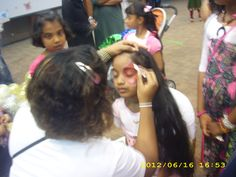 Face-painting Hair Styles, Face, Top, Painting, Beauty, Hair Plait Styles, Hair Makeup, Painting Art, Hairdos