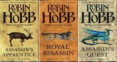 Robin Hobb - Farseer Trilogy