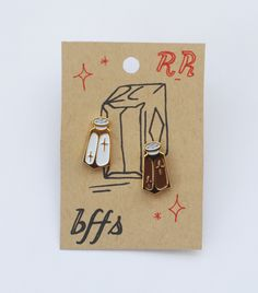 salt and pepper bff pins