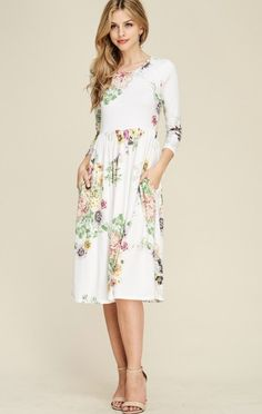 modest fashion, modest bridesmaid dresses, modest clothing, modest dresses, modest skirt, modest top, modest apparel, hijab, long sleeves, 3/4 sleeves, modest swimwear, ruffles and lace, long dress, modest swimsuit, bow dress, lace dress, elegant, victorian, vintage, bridesmaid, wedding, flower girl, plus size, Floral Belle Dress in mint