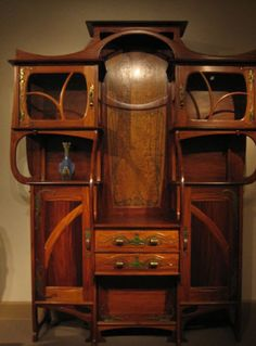 art nuveau furniture   ... Art Nouveau style but I don't see what this furniture has got to do