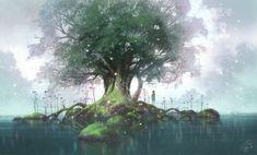 【ワンドロ】大樹のみる夢 by mocha@コミティアD03a