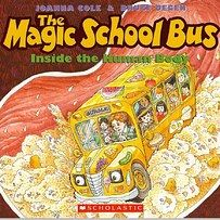 The Magic School Bus series by Joanna Cole and Bruce Degen | 29 Books Every '90s Kid Will Remember Reading