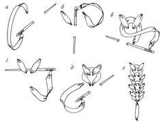 Ribbon Embroidery Stitch... Gallery.ru / Фото #12 - Разное-нужное - veran