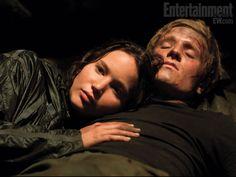 Peeta e Katniss <3